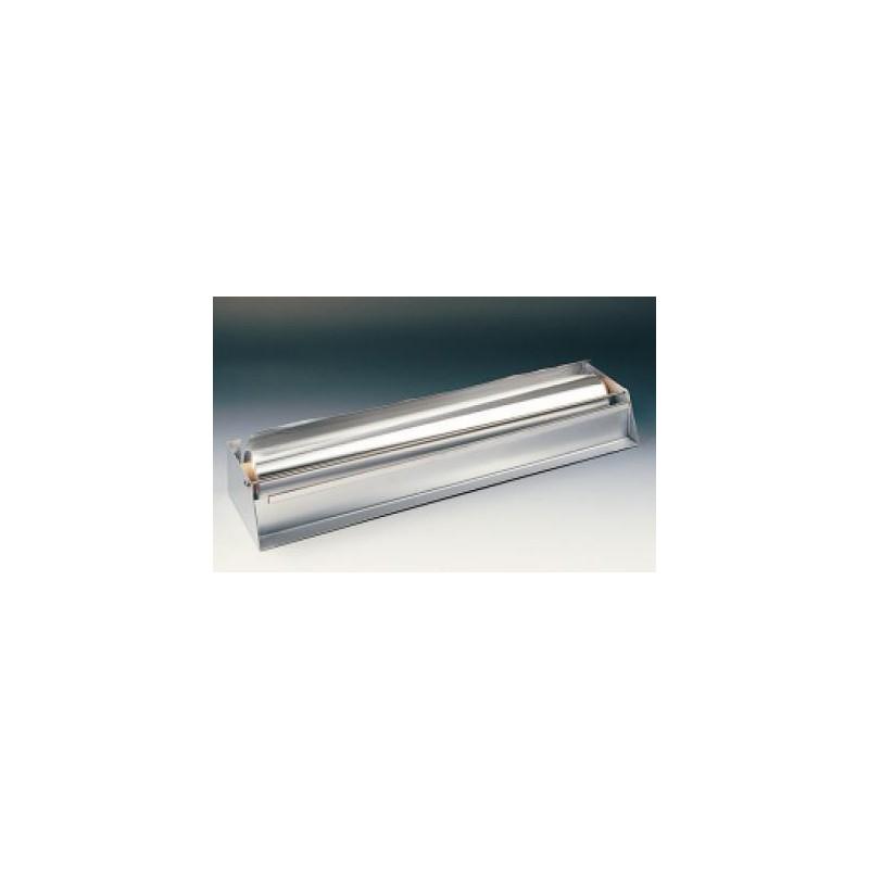 Folia aluminiowa szerokość 300 mm długość 100 m grubość 0,030 mm