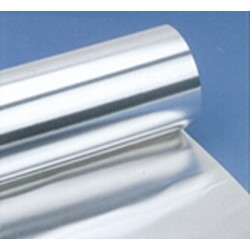 Alu-Folie Breite 450 mm Länge 150 m Stärke 0,015 mm