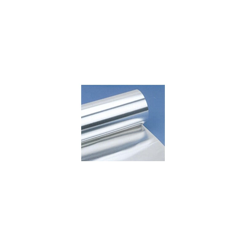 Alu-foil width 450 mm lenght 150 mm thickness 0,015 mm