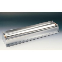 Alu-foil width 500 mm lenght 100 mm thickness 0,030 mm