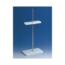Filterfunnel support for 2 funnel PP 250 x 140 mm