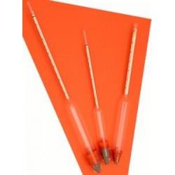 Areometr wg Baume 280 mm skala 0…10°:1°/1° Bè