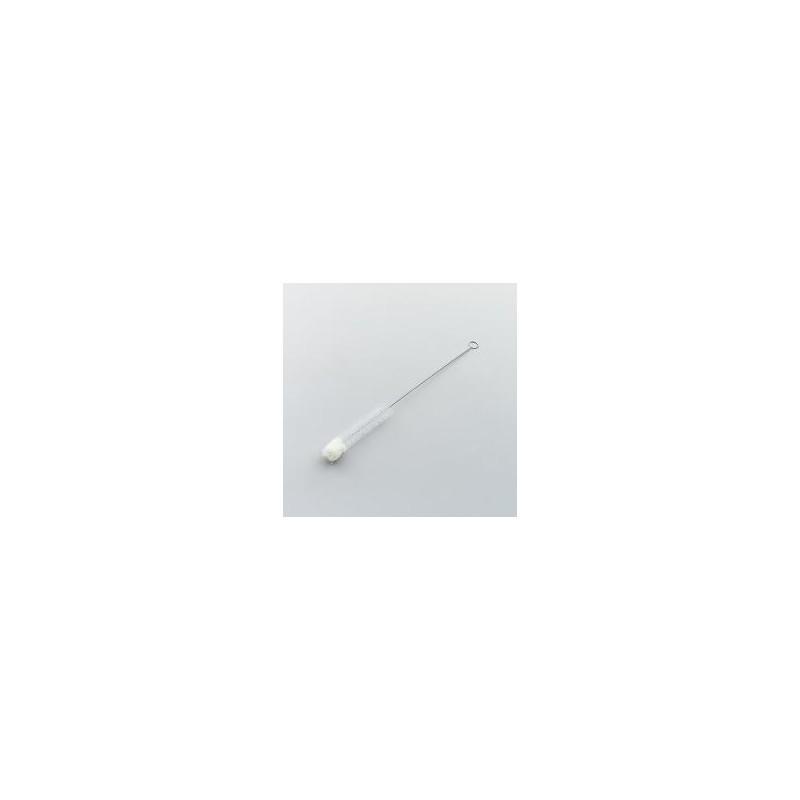 Reagenzglasbürste Naturborste Gesamt-/Bürstenlänge 270/115 mm