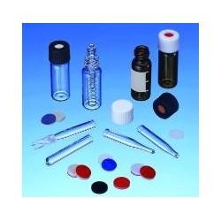 Gewindeflasche 20 ml 57x27,5 mm klarglas hydrolytische Klasse I