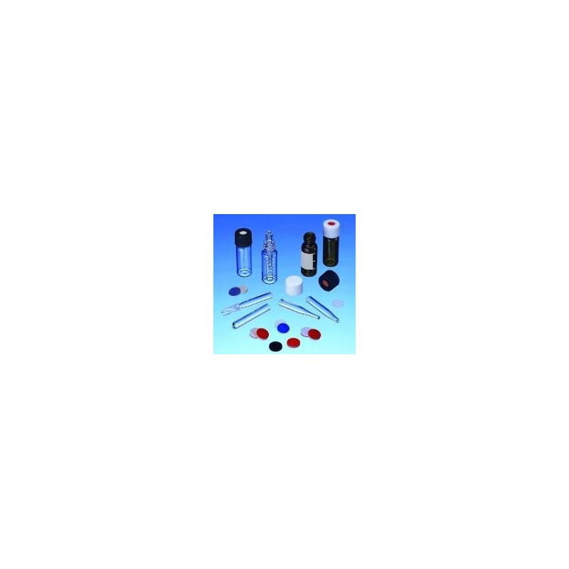 Ampoule bottle 20 ml 57x27,5 mm glass hydrolytic class I