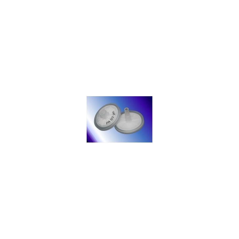 Filtr strzykawkowy Q-Max RR CA Ø 25 mm 0,45 µm op. 100 szt.