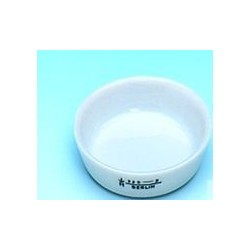 Incinerating dishes Porcelain galzed Height 10 mm 8 ml