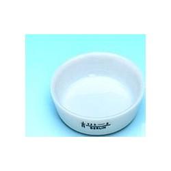 Szalka do spalań płaska glazurowana wysokość 10 mm 8 ml