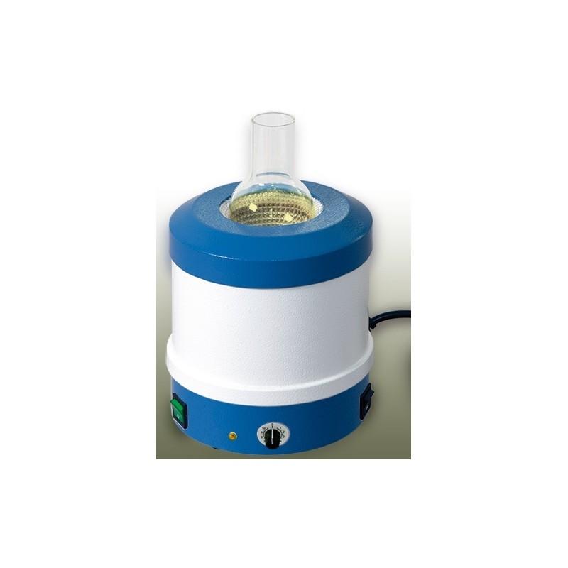 Gehäuseheizhaube für Rundkolben 1L 450°C 300W 230V 2 Heizzonen