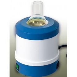 Metal-cased heating mantles for round bottom flasks 10L 450°C