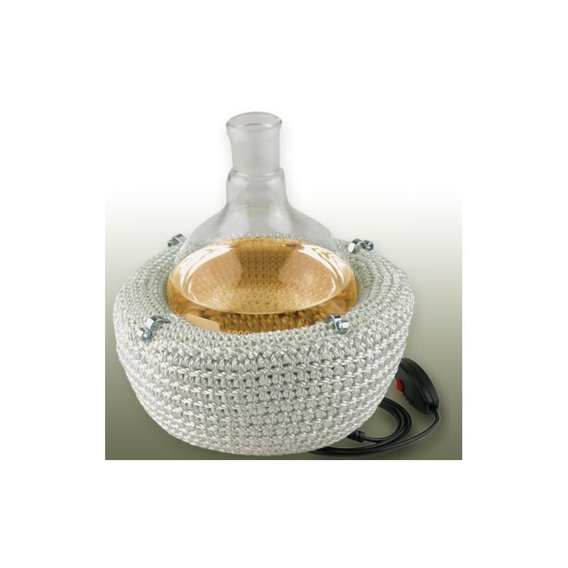 Heating mantles KM-GH for round bottom flasks 4L 900°C 1800W