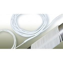 Glass fibre-insulated Heating cable 450 °C 150 W 230 V