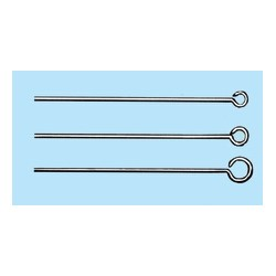 Eza ze stali szlachetnej nierdzewna długość 75 mm Ø 1,5 mm op.