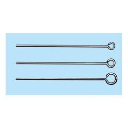 Inoculating loop stainless steel length 75 mm Ø 1,5 mm pack 10