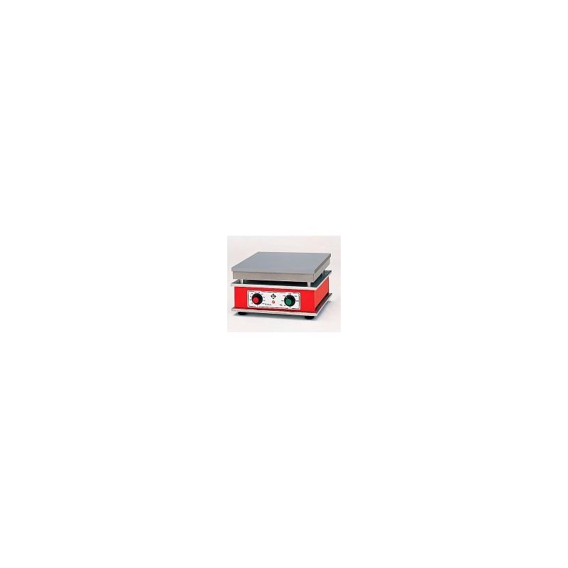 Heizplatte therm. stufenlos regelbare Heizleistung 440x290 mm