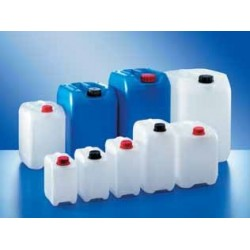 Jerrycan PE-HD 2 L without screw cap