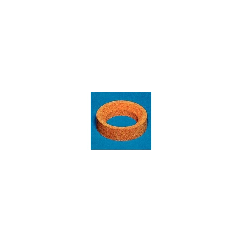 Piston ring Ø90/140 mm cork height 30 mm for round bottom