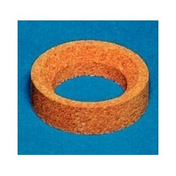 Piston ring Ø150/210 mm cork height 30 mm for round bottom