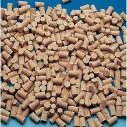Cork stopper Ø bottom/top 26/30 mm height 27 mm pack 10 pcs.