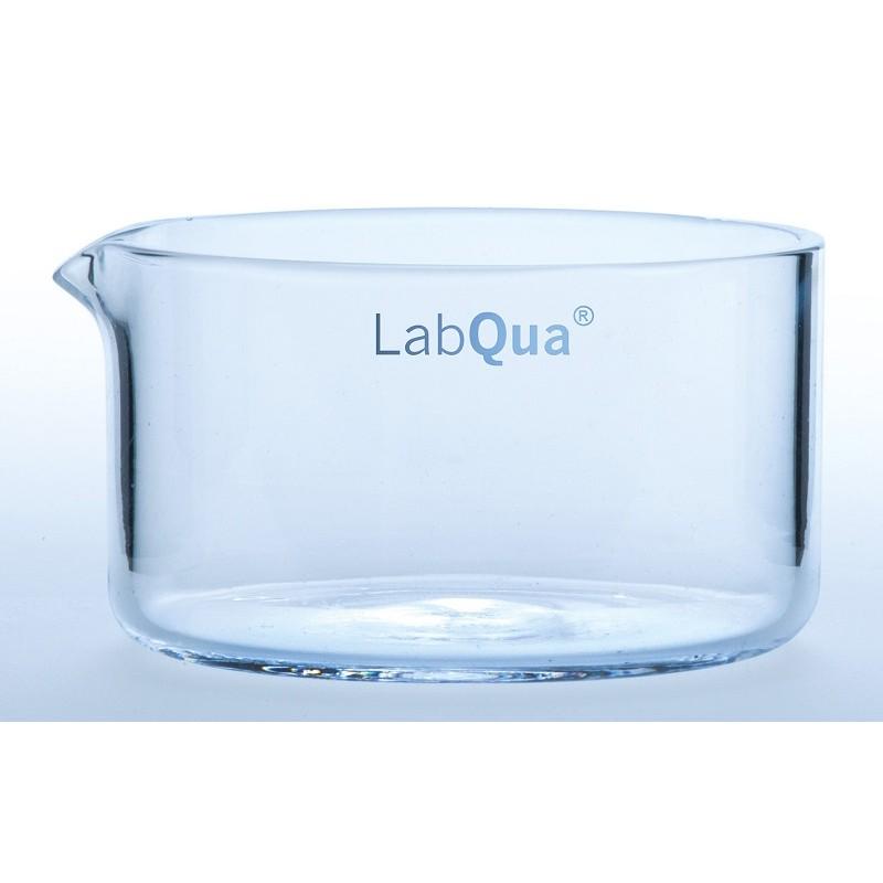 Krystalizator 20 ml z wylewem średnica x wysokość 40 x 25 mm