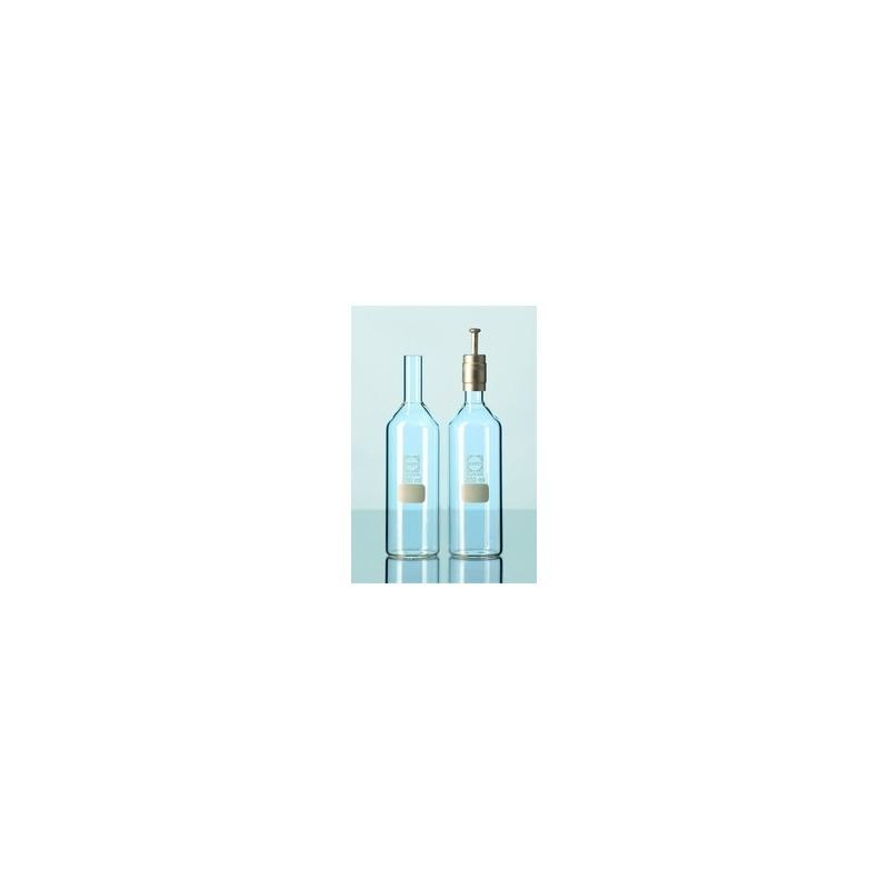 Kulturflasche 200 ml Duran Rand gerade für Kapsenberg-Kappen VE