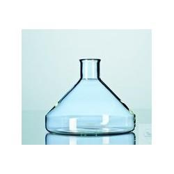 Culture flasks Fernbach type 1800 ml Duran conical type pack 2