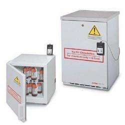 Chemikalien-Kühlschrank KRC180 Arbeitstemperaturbereich