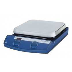Magnetic stirrer with heating C-MAG HS 10 glass ceramic heating