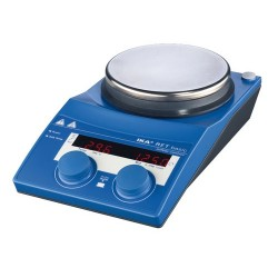Magnetic stirrer with heating RET basic safety control