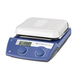 Magnetic stirrer with heating C-MAG HS 7 digital ceramic