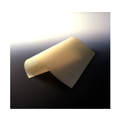 Platte aus Silikon transparent 600x550 mm Stärke 1 mm