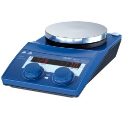 Magnetic stirrer with heating RCT basic safety control