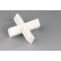 Crosshead Magnetic Stirring Bars PTFE 38 x 38 mm pack 3 pcs.