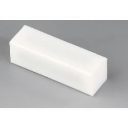Vierkant-Magnet-Rührstäbchen PTFE 14 x 14 x 45 mm