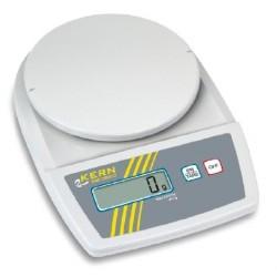 Waga szkolna EMB 1200-1 zakres 1200 g dokładność odczytu 0,1 g