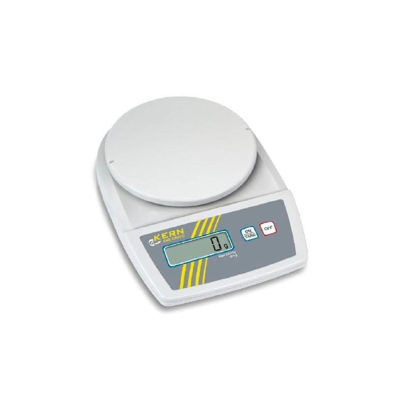 School balance EMB 1200-1 weighing range 1200 g readout 0,1 g