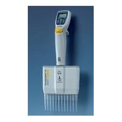 Mehrkanalpipette Transferpette -12 electronic 1…20 µl Netzteil
