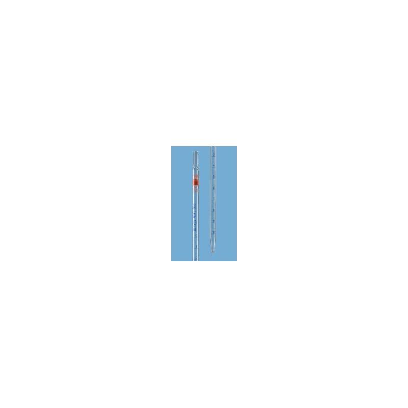 Pipeta wielomiarowa AS 2:0,01mL szkło Cer. częściowy wylew