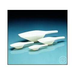 Szufelka miarowa PP 50 ml biała długość 160 mm