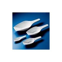 Szufelka miarowa PP 1500 ml biała długość 400 mm