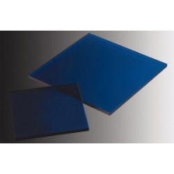 Kobaltglas 50x50 mm
