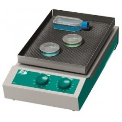Miniature Shaker KM 2 orbital motion max. 2 kg incl. basic
