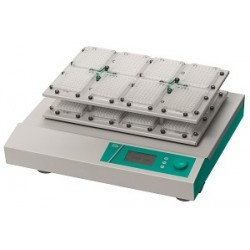 Microplate Shaker TiMix 5 control exact orbital motion max.5kg