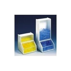 Lager- und Spenderbox PMMA klein 165 x 152 x 178 mm