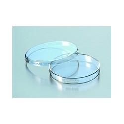 Duroplan-Petri dish Borosilicat glass Ø 100x20 mm pack 10 pcs.