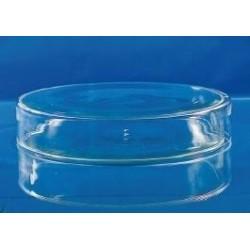 Petrischale Kalk-Soda-Glas Ø 80x15 mm VE 10 St.