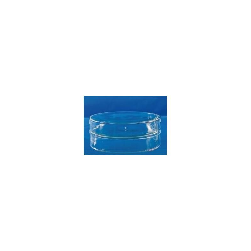 Petrischale Kalk-Soda-Glas Ø 120x20 mm
