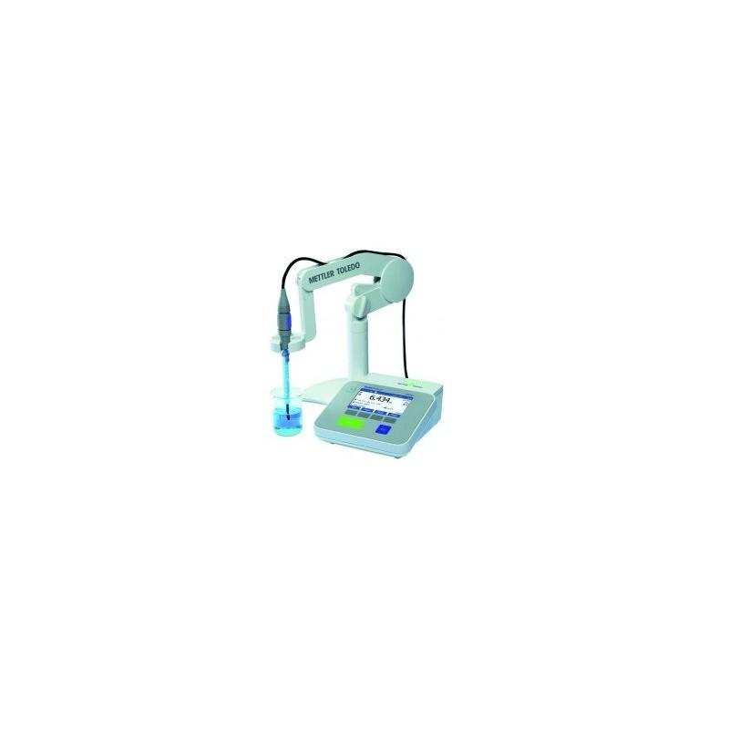 Benchtop pH-Meter SevenCompact S210-U with InLab Versatile Pro