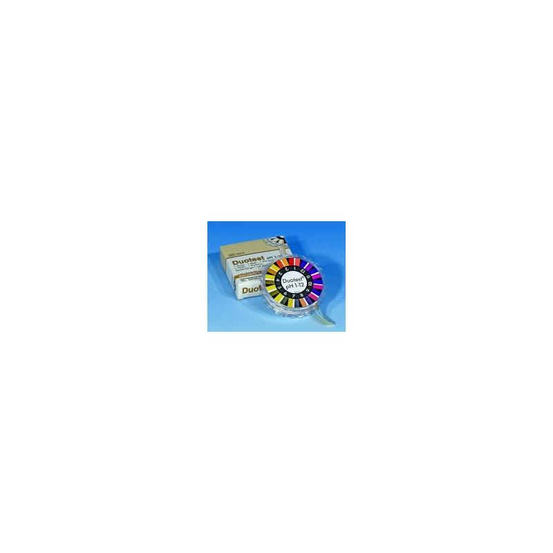 Indicator paper Duotest pH 1…12 pack 1 reel