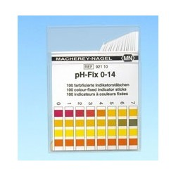 Indicator paper pH-Fix pH 7,9...9,8 pack 100 pcs.